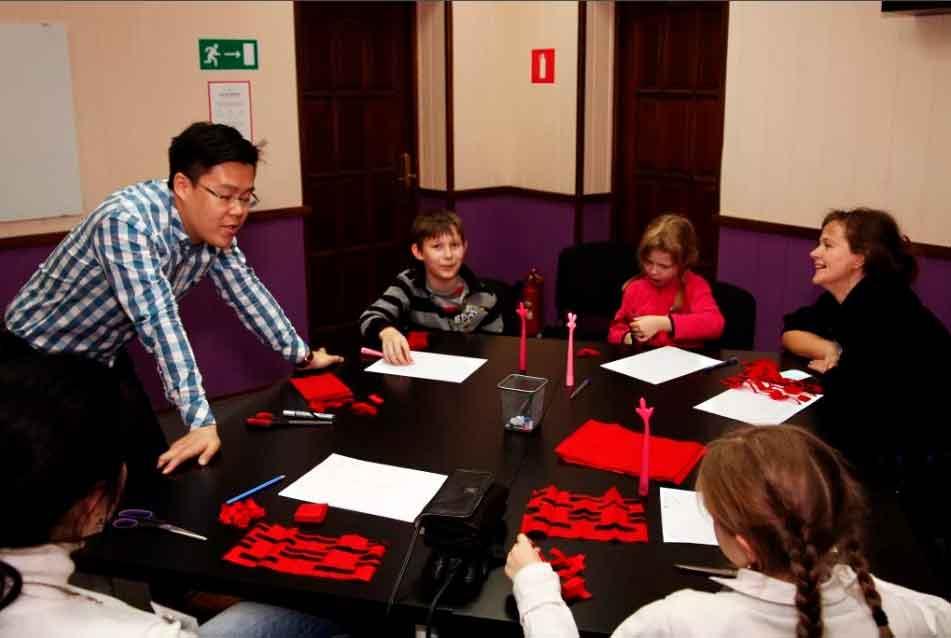 Одна из лучших школ китайского языка в Москве Wokei