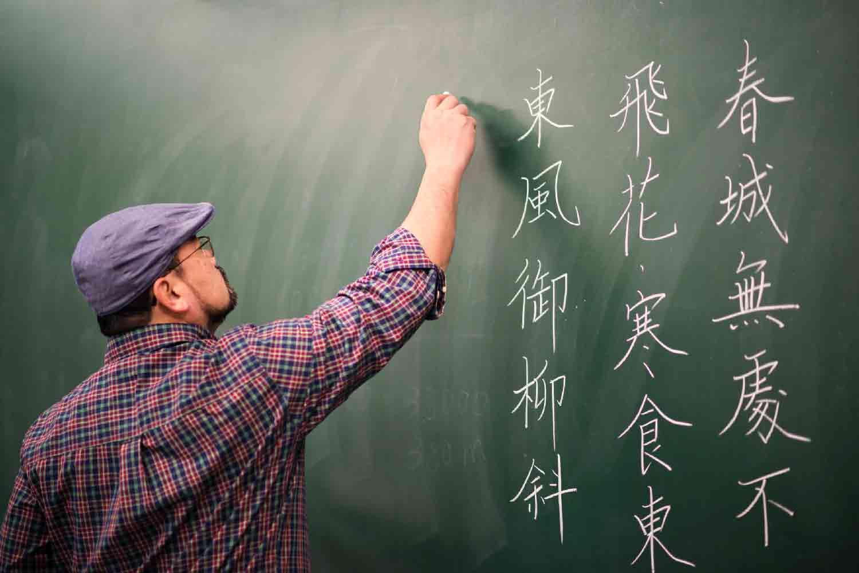 Сколько иероглифов в китайском языке