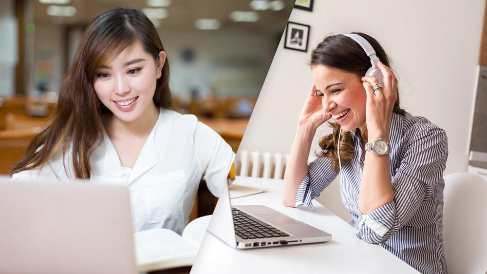 Регулярная языковая практика с носителем китайского
