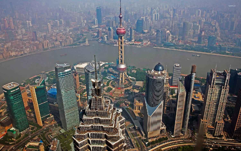 Китай Шанхай