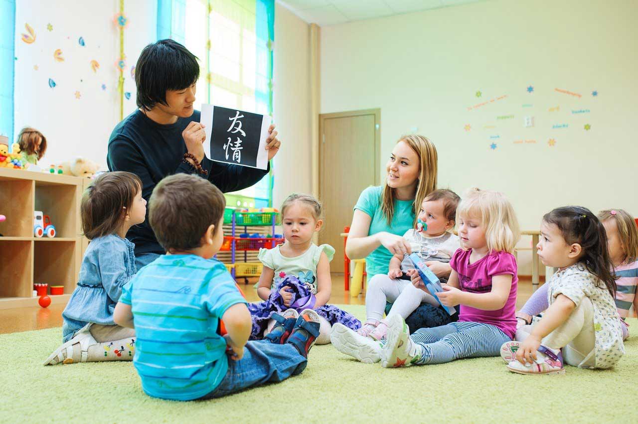 Как учить китайский детям